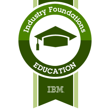 Badge: Education Industry Foundations